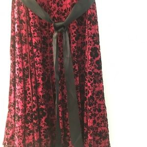 Haani Dresses - Floral sleeveless party dress